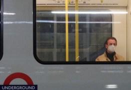 Covid-19: mulher morre depois de levar cusparada em estação de trem