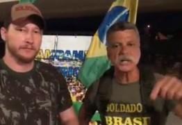 Bolsonaristas ameaçam invadir STF e Congresso com apoio de militares da reserva – VEJA VÍDEO