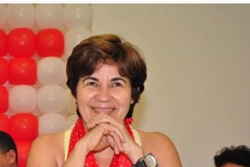 """JÁ ERA ESPERADO: """"Há muito tempo Couto não vota nos candidatos do PT!"""", diz Giucélia Figueiredo"""