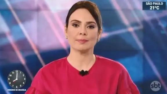 rachel - Rachel Sheherazade se revolta com morte de João Pedro, mas é censurada pelo SBT - VEJA  VÍDEO