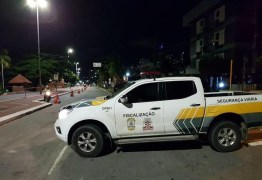 ISOLAMENTO SOCIAL: Semob estabelece multa de R$ 195,23 para quem estacionar em praias e parques de João Pessoa