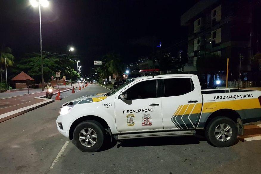 semob orla - ISOLAMENTO SOCIAL: Semob estabelece multa de R$ 195,23 para quem estacionar em praias e parques de João Pessoa