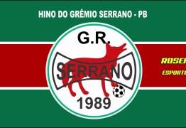 FUTEBOL DA PARAÍBA NO FANTÁSTICO: Grêmio Serrano acusado de participar de uma fraude num jogo fantasma para casas de apostas