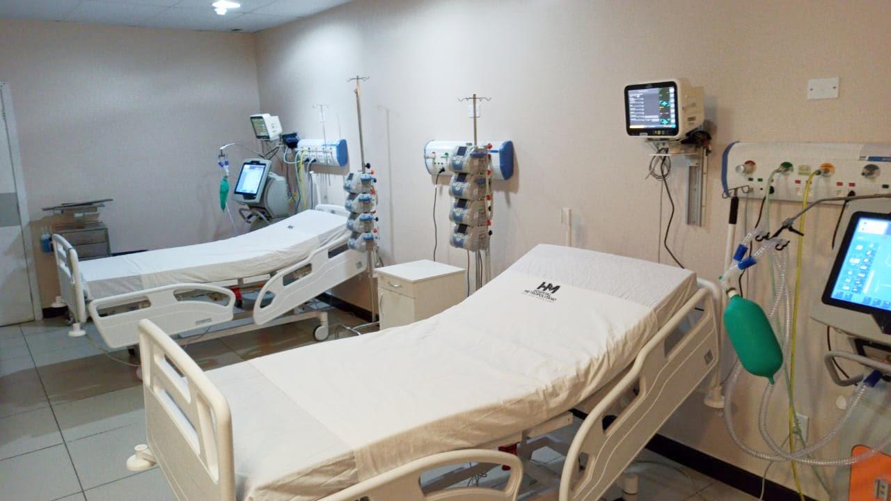 unnamed 9 - Hospital Metropolitano dispõe de 52 leitos de UTI exclusivos para pacientes com Coronavírus na Paraíba