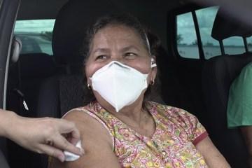 vacc - Campanha de vacinação contra a gripe segue priorizando taxistas e mototaxistas, em Campina Grande