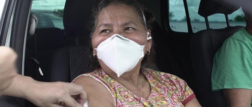 Campanha de vacinação contra a gripe segue priorizando taxistas e mototaxistas, em Campina Grande