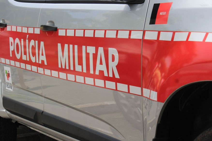 viatura da pm walla santos6 - Tiroteio, prisões e apreensões na zona rural de Santa Cruz, Sertão da PB