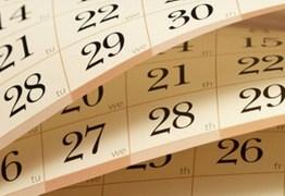 Pessoas não sabem em que dia estão 5 vezes por semana durante a quarentena