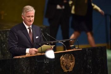 000 1uc7kf - Rei da Bélgica expressa pesar pela colonização da República Democrática do Congo