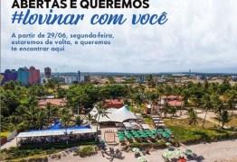 POLÊMICA: Lovina Bar anuncia reabertura e clientes criticam: 'Parabéns pela falta de consciência'