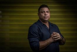 Ronaldo afirma que retorno do campeonato carioca é um erro