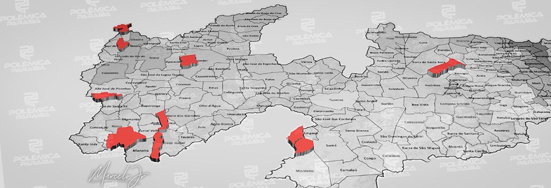 33c4276d 2094 411d b907 7ed44bae1953 - LIVRES DA COVID? Saiba quais municípios da Paraíba não têm casos confirmados do novo coronavírus