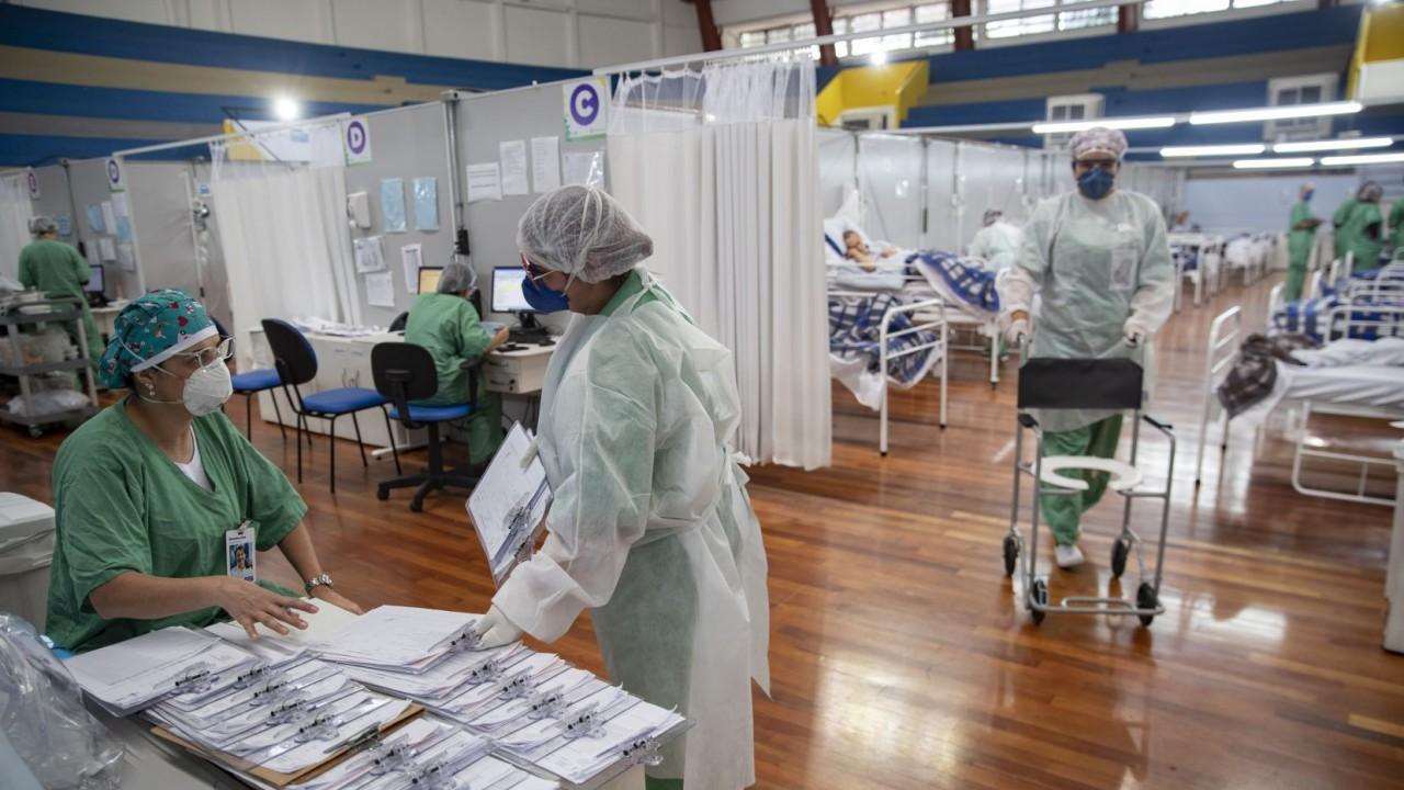 85083100 ab63 11ea 897f a7fb4c151075 - Brasil tem 1.300 mortes por covid-19 registradas em 24 h, aponta consórcio