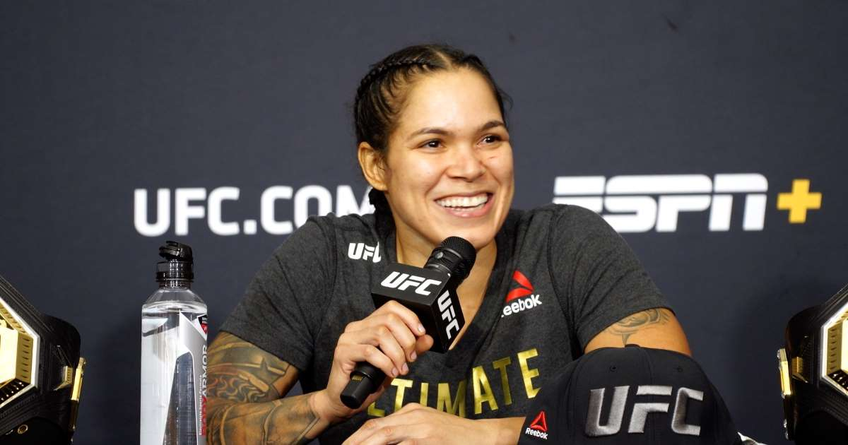 BB159qRy - Amanda Nunes explica motivos de risadas após vitória no UFC 250