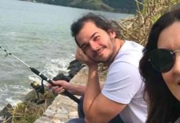 Fátima Bernardes mostra novo hobby com Túlio Gadêlha
