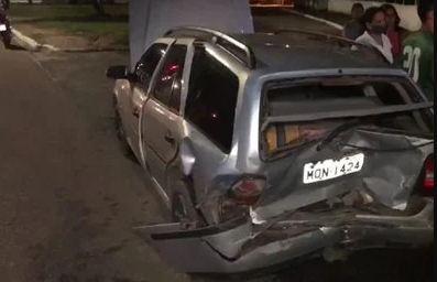 Capturar 28 - Homem fica ferido ao ser atropelado pelo próprio carro em João Pessoa