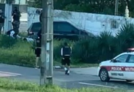 Após perseguição, Polícia Militar prende dupla suspeita de assalto no Bessa – VEJA VÍDEO
