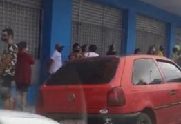 Após mini lockdown, fisioterapeuta denuncia grande aglomeração de pessoas no centro de Campina Grande – VEJA VÍDEO
