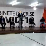 Capturarw - Secretários detalham como será isolamento mais rígido na Paraíba - ACOMPANHE AO VIVO