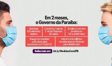 Secretários detalham como será isolamento mais rígido na Paraíba – ACOMPANHE AO VIVO