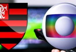 Globo vai à Justiça para proibir Flamengo de transmitir jogo
