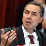 Luis Roberto Barroso by Carlos Humberto tse - Justiça quebra sigilo de hackers brasileiros suspeitos de atacar o TSE