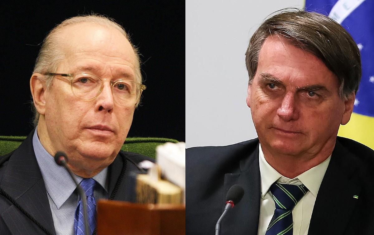 Mello Bolsonaro - 'Não há espaço para desrespeito a atos judiciais na democracia', afirma Celso de Mello sobre posturas de Bolsonaro e aliados