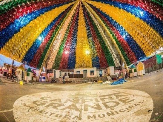 Sao Joao Campina Grande parque do povo - Comerciantes do Parque do Povo começam a receber devolução de taxa de ocupação, em Campina Grande