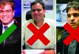 VENCEU O LEILÃO: Filho de Cícero Lucena é o vice de Victor Hugo na disputa pela reeleição em Cabedelo