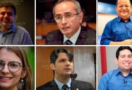 Primeiras especulações 2020: ESQUERDA: Diego com Amanda, CENTRO: Cícero com Léo e DIREITA: Nilvan com Felipe – Por Rui Galdino