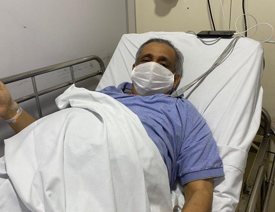 WhatsApp Image 2020 06 15 at 18.52.00 1 e1592259520780 - URGENTE: deputado Edmilson Soares é internado às pressas no hospital da Unimed e é diagnosticado com trombose