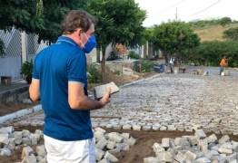 Chico Mendes fiscaliza obras em andamento e destaca importância dos investimentos para população