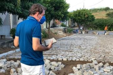 WhatsApp Image 2020 06 16 at 18.27.58 - Chico Mendes fiscaliza obras em andamento e destaca importância dos investimentos para população