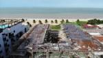 WhatsApp Image 2020 06 29 at 17.29.45 - Obras do hotel de Hulk à beira-mar de João Pessoa são retomadas - VEJA IMAGENS