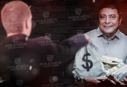 Prefeito de Soledade é acusado de receber propina de R$ 3 mil de empresário