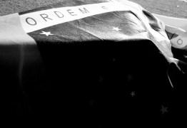 bandeira do brasil preto e branco - A hora de virarmos a página de nossa história - Por Rui Leitão