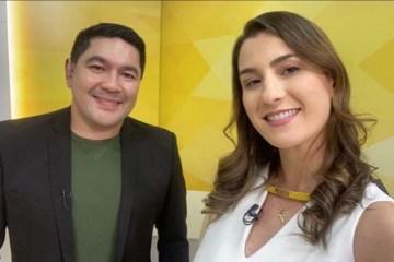 """bruno sakaue patricia rocha - Ex-apresentadora da Globo na PB fala de seus """"dois maridos"""""""