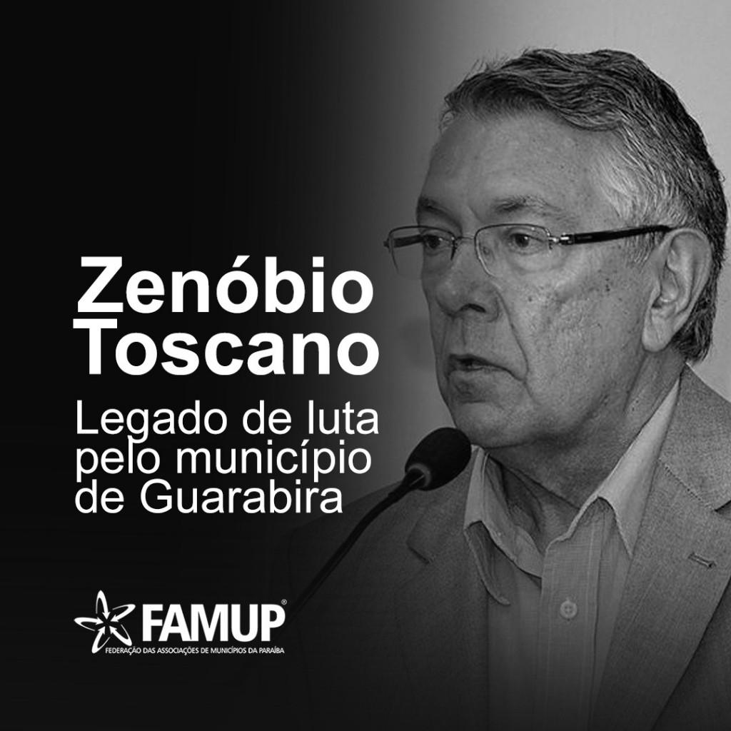 c72231d3 1622 4b83 bf20 d2b2a352a61e 1 - Famup lamenta morte de prefeito de Guarabira, Zenóbio Toscano e destaca atuação política