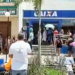 caixa economica mamanguape - Idoso morre após passar mal em fila de banco em Mamanguape