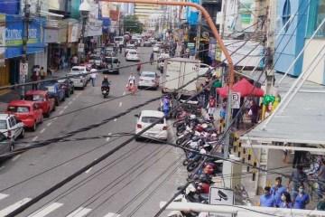comerciocg0506 - Presidente da CDL afirma que 'feriadão' surtiu efeito contrário em Campina Grande