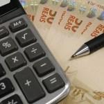 contas dinheiro economia - Mercado financeiro reduz expectativa de queda da economia para 5,05% em 2020