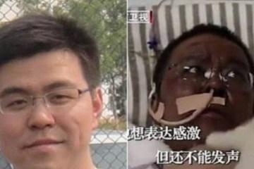 Morre médico que ficou com pele escura durante tratamento para Covid-19 em Wuhan