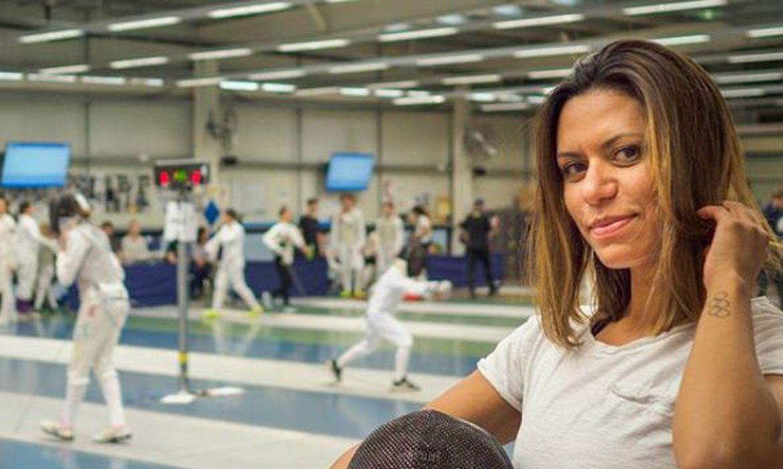esgrimista tais rochel - Ex-esgrimista da seleção brasileira integra equipe de técnicos na Austrália