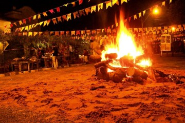 fogueira 1024x768 1 - MPPB recomenda que prefeituras do Brejo proíbam fogueiras juninas e fogos de artifício