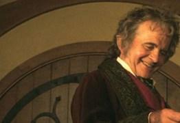 Ian Holm, o Bilbo Bolseiro de 'O Senhor dos Anéis', morre aos 88 anos