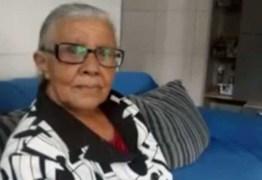 Idosa sai para fazer consulta médica e morre atropelada em Campina Grande