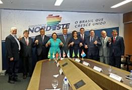 Junto com outros governadores do Nordeste, João Azevedo critica ataques ao STF do último final de semana