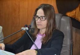 Ivonete Ludgério anuncia que CMCG não interromperá trabalhos no meio do ano