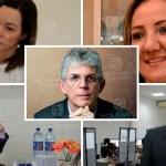 juizes e rc - NINGUÉM SEGURA ESSE PEPINO: Três juizes se averbam suspeitos para julgar Ricardo Coutinho