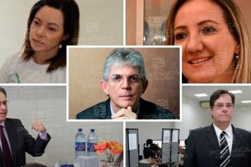 NINGUÉM SEGURA ESSE PEPINO: Três juizes se averbam suspeitos para julgar Ricardo Coutinho